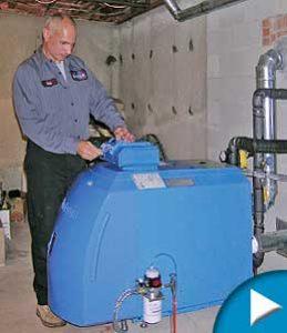 Daniels HVAC service