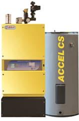 Accel CS condensing gas boiler