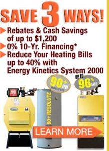 Energy Kinetics Promotion