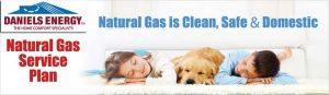 Natural Gas Service Plans