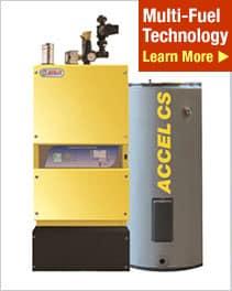 Energy Kinetics Accel CS Boiler