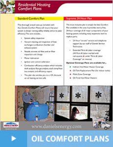 Comfort Plans Brochure