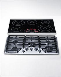 Stoves & Cooktops