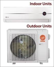 Trane Ductless ACs