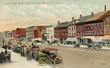 Middletown, CT - early 1900's