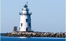 Old Saybrook CT lighthouse