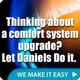 Heating systems upgrade