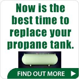 Install a propane tank