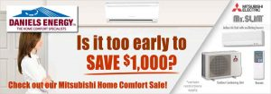 Mitsubishi Electric Heating and Air Conditioning