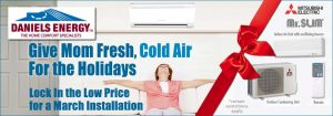 Mitsubishi Electric Air Split Ductless Conditioning
