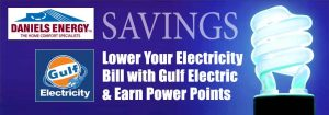 Gulf Electric Power Points