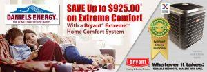 Bryant Evolution Extreme Heat Pump