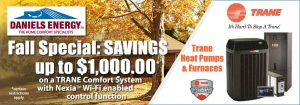 Trane Furnaces and Heat Pumps