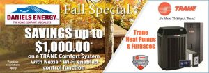 Trane Furnaces and Hot Water Heaters