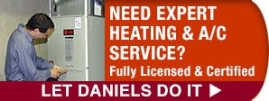 Heating and Cooling HVAC service