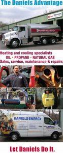 Oil propane natural gas HVAC