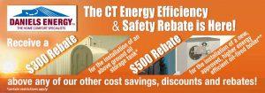 Daniels Energy Rebates
