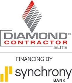 Daniels is A mitsubishi Diamond Elite Contractor