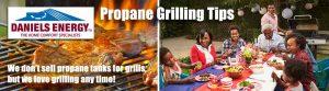 Propane Grilling